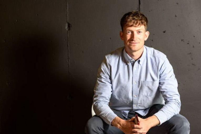 Conor Lynden, Trustapp founder: talks with investors