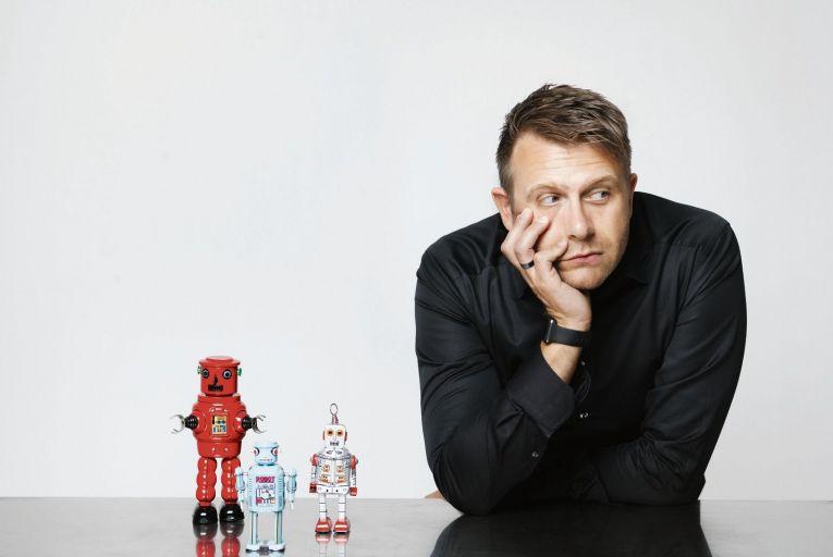 Nicklas Bergman: 'Prepare, act, review and monitor' Joakim Bergström