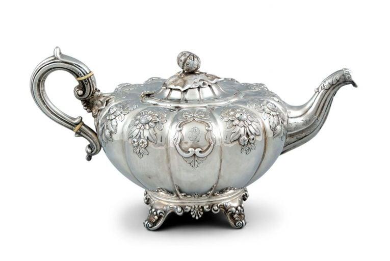 Fine Arts: Silver in its element at Adam's sale