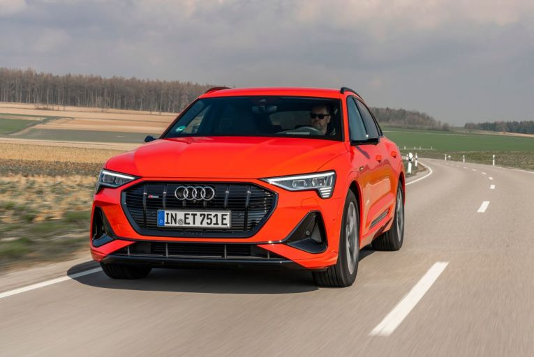 Motoring: A virtual launch for a sporty new electric Audi