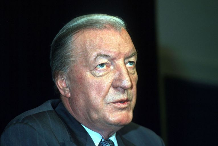 Charles Haughey: generally leaned left on the economy