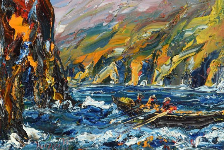 Fine Arts: From seascapes to surrealism, a sale to awake the art lover in you