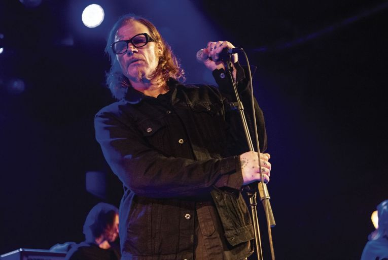 Sing Backwards and Weep: Lanegan assaults the senses with a disturbing yet droll memoir