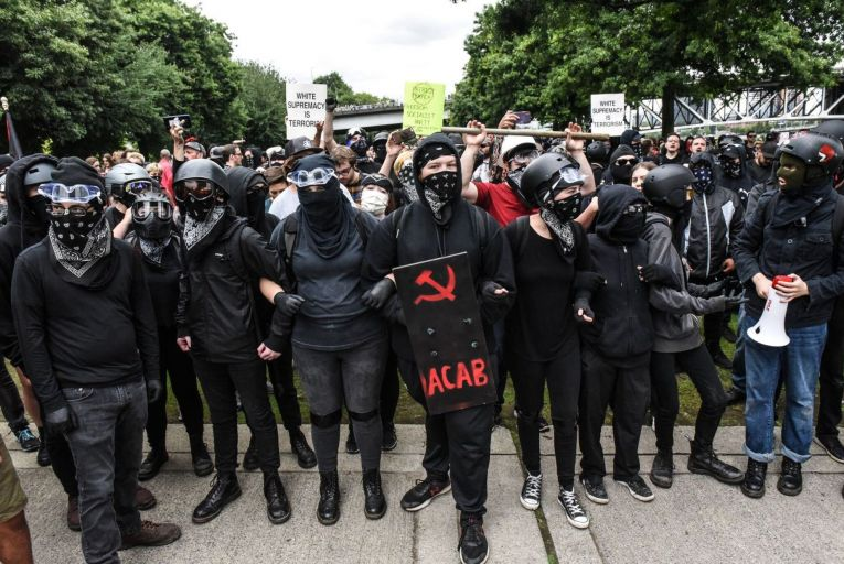 Trump's labelling of Antifa as terrorists is an attempt to consolidate personal power