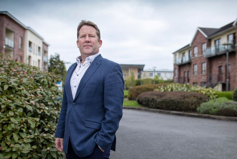 Housing Minister Darragh O'Brien has said the state also needs to look at those who were responsible including 'insurers, producers and lenders'. Picture: Fergal Philips