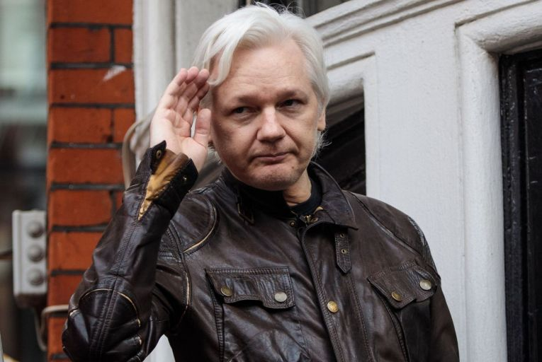 Cathal Mac Coille: Taliban's resurgence unlikely to help Assange's case for clemency