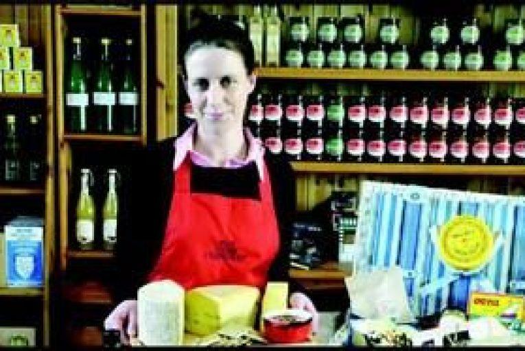 Julie Moore, owner of The Store Cupboard.