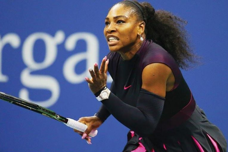 Nike hopes that working with Serena Williams as an ambassador will improve its numbers. Picture: Getty
