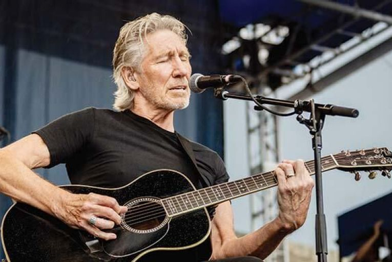 Roger Waters: woolly and windy fare. Picture: Getty