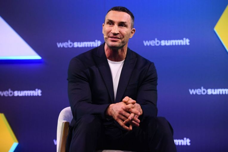 Wladimir Klitschko: 'I can fight now, not maybe as good as I used to, but I think I can do pretty well.' Picture: Sportsfile
