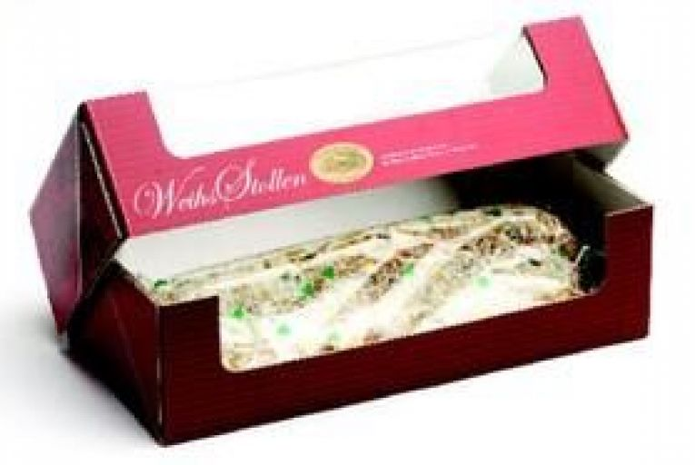 Tried and Tasted: Stollen moments