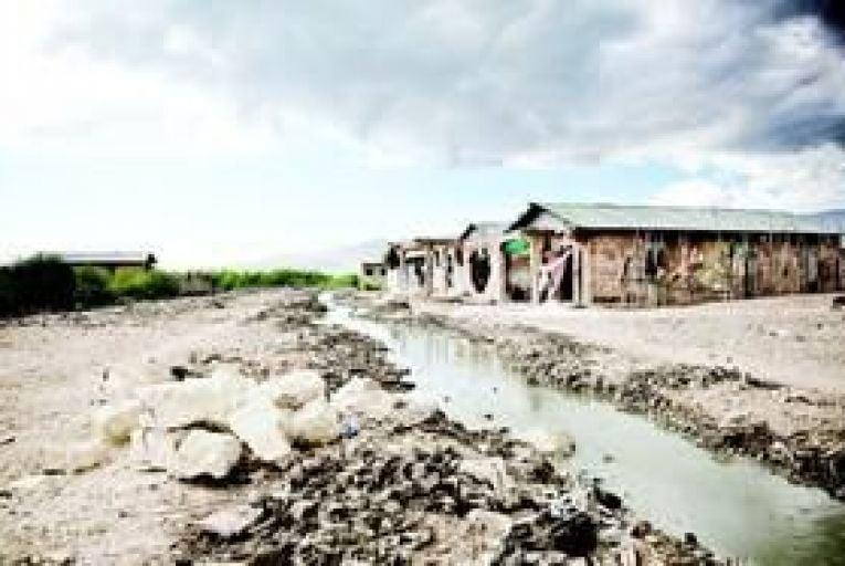 Hope on hold in Haiti