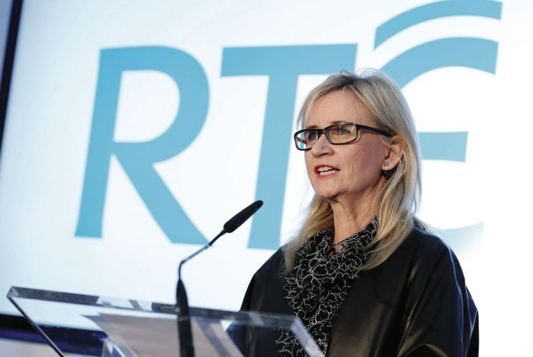 Dee Forbes, director-general, RTÉ. The broadcaster is seeking salary cuts from high-earning presenters. Picture: Maxwell Photography