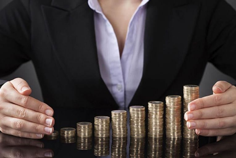 Salaries on the table. Pic: iStock