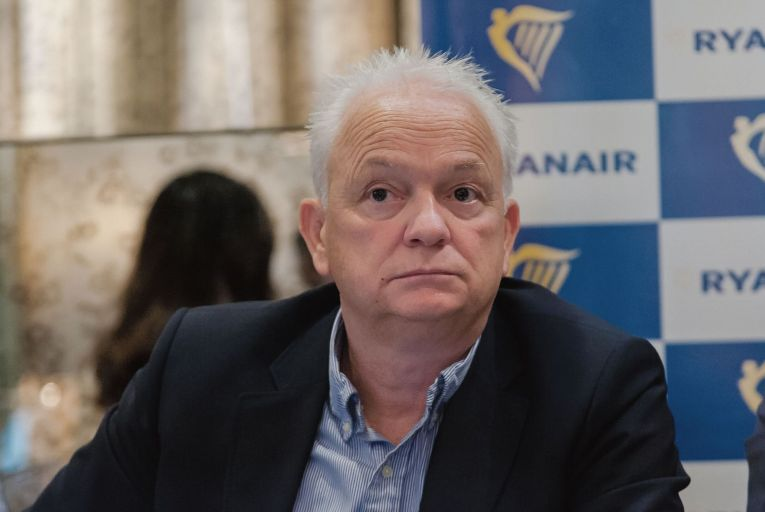 Ryanair boss says state playing 'fast and loose' with aviation sector