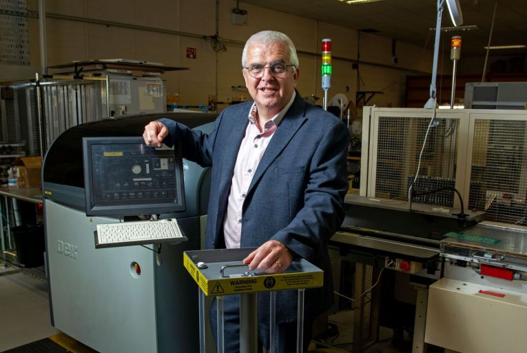 Making It Work: Shannon electronics firm goes global with 'gold standard' Covid-killing device