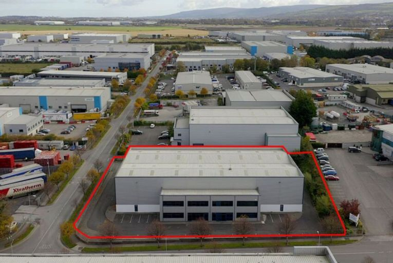 Industrial unit in Rathcoole on market for €2.2m
