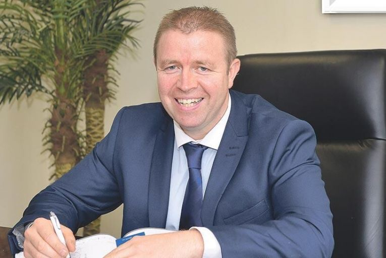 Alan Loughrey, Business Visions managing director
