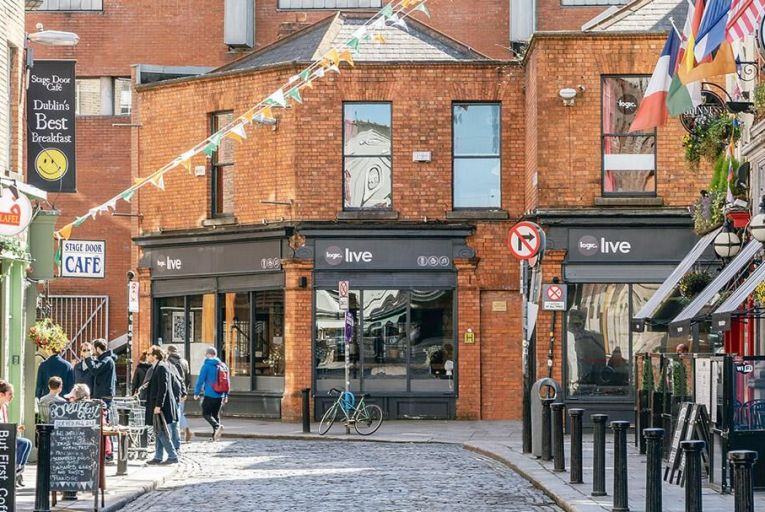 Restaurant opportunity in Temple Bar for €2.5m