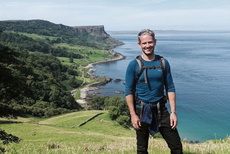 Andrew Magowan, founder of The Inside Trek: 'As a lawyer I'm paid for how I think, rather than my specific industry knowledge, and this has enabled me to work in a number of different fascinating businesses and industries'
