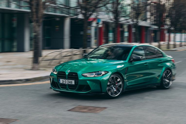 The new BMW M3 has a circa €127,000 starting price