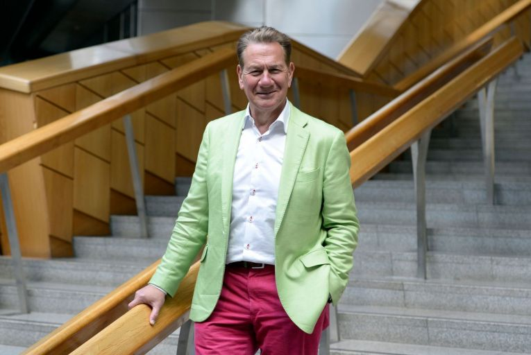 Former Tory defence secretary Michael Portillo , is working with Midas Productions on a pitch for a fourth programme in their series of Irish history documentaries, this time on the Civil War. Picture: Getty
