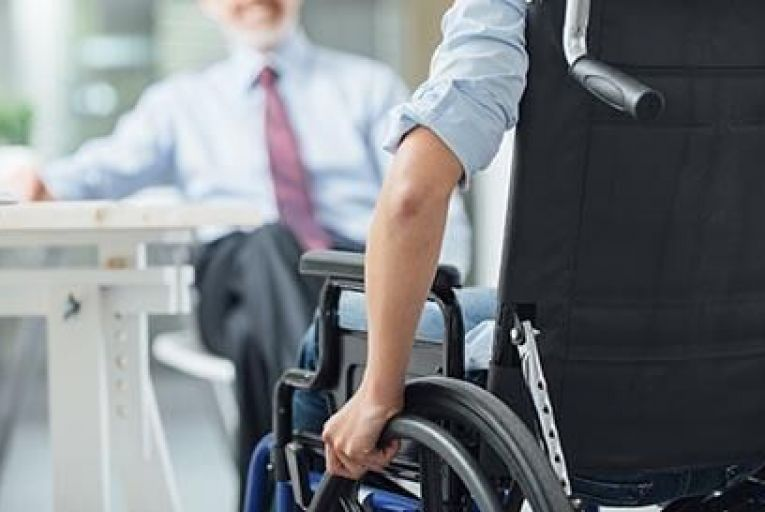 Recruitment of graduates with disabilities has improved in recent years Pic:iStock