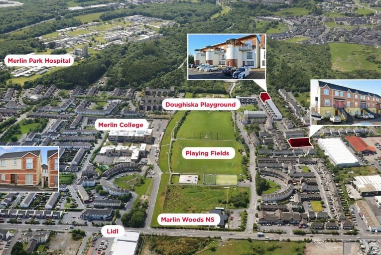 Portfolio of residential investment properties in Galway city