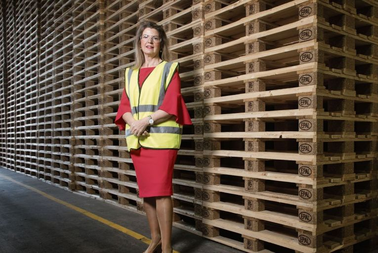 Pallet firm warns timber shortage is starving sector