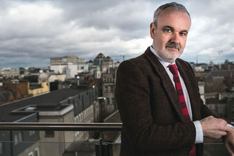 Colm O'Gorman, executive  director of Amnesty  International Ireland Picture: Fergal Phillips