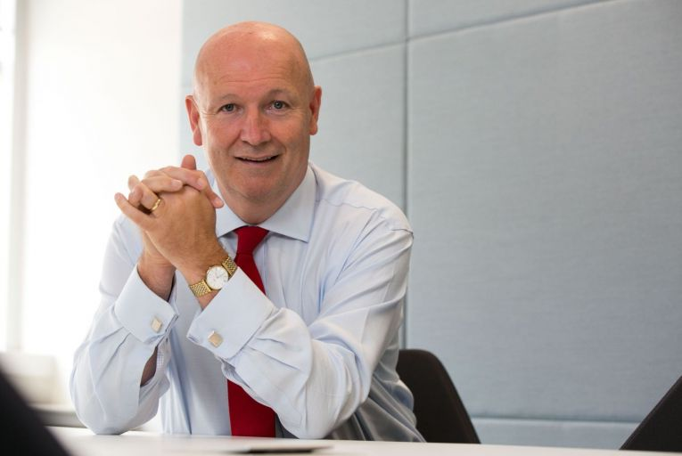 Dermot Murray, chief executive of the Insurance Institute. Picture: Shane O\'Neill