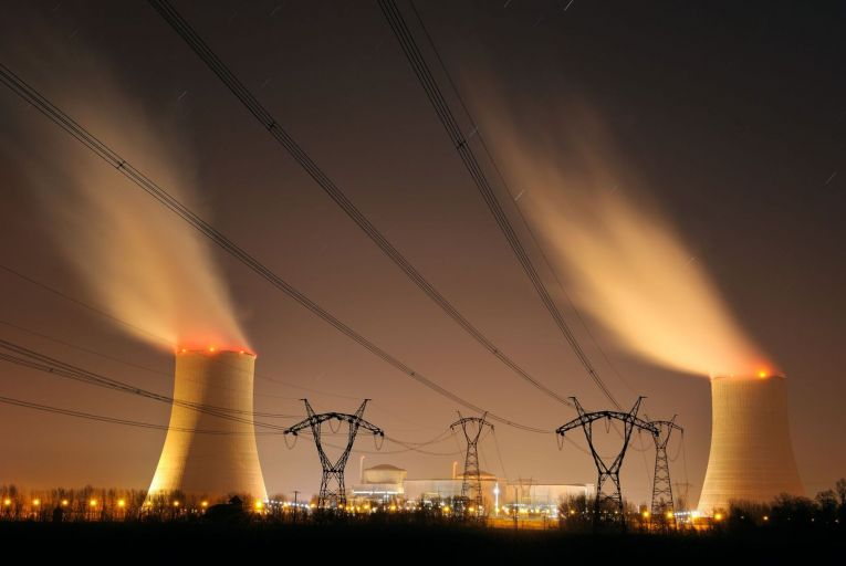 A nuclear power station in Southern France: The irony of greater interconnection with Britain and France is that it means we are and will be importing nuclear energy from those countries, where it already makes up a significant part of their electricity grid. Picture: Getty