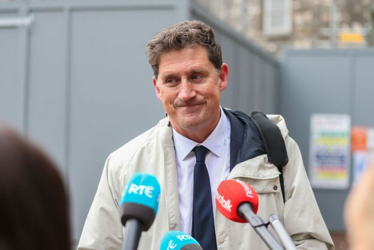 Eamon Ryan, the Minister for the Environment, was forced to admit he cannot be certain there will be no power outages this winter after a worrying capacity report was published by Eirgrid. Picture: RollingNews.ie