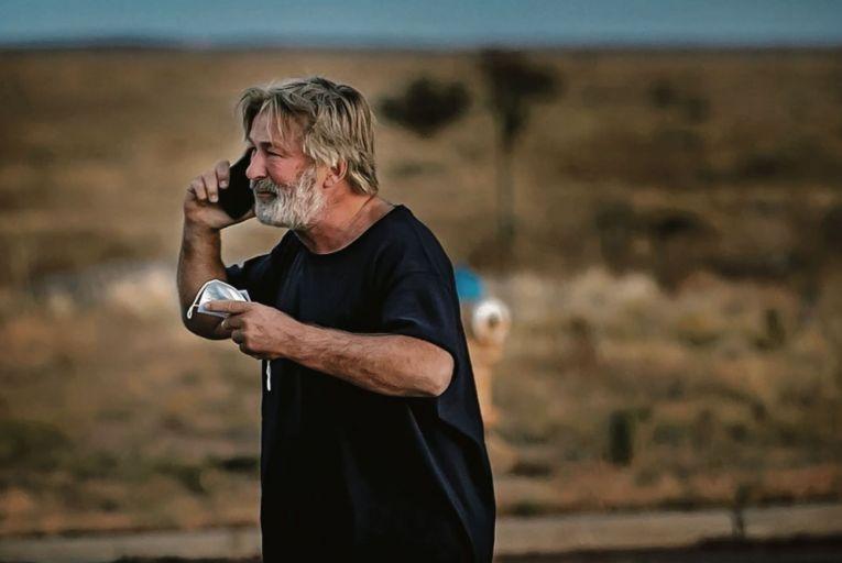 Alec Baldwin discharged a prop firearm, killing Halyna Hutchins, a cinematographer.