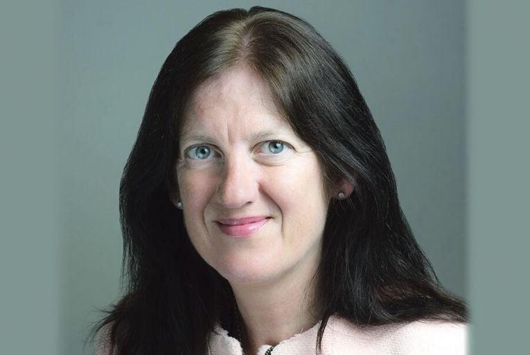 Evelyn Cregan, chief executive, ACOI