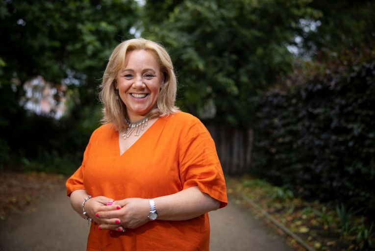Mary Seery Kearney, a Fine Gael senator who had her daughter through surrogacy abroad, said that moving ahead without legislating for the reality of international surrogacy would be wrong. Picture: Fergal Phillips