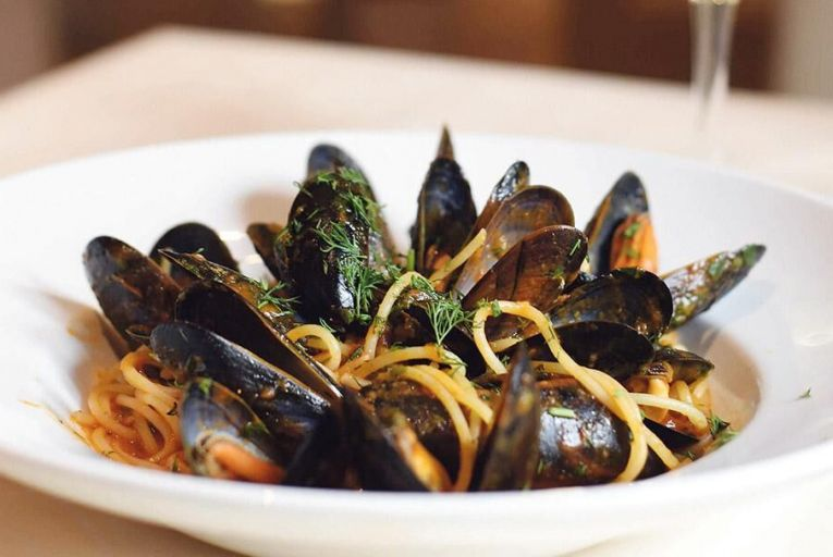 Flex some mussel with Italian classics
