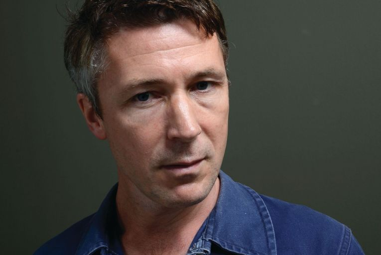 """Aiden Gillen: """"Sometimes I think I'm portraying too many evil characters, too many killers, but these are the people in your neighbourhood."""""""