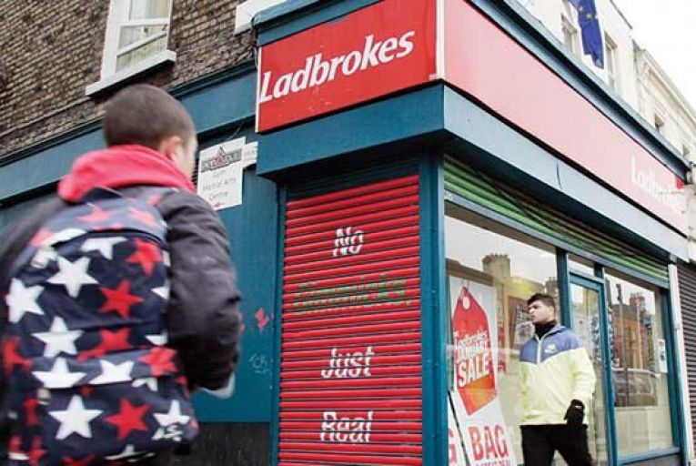Boylesports gets heavyweight advisers to win Ladbrokes bid