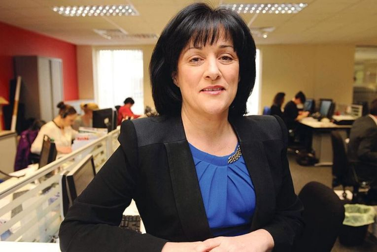 Anne Heraty: 'Our business is all about confidence' Pic: Tony O'shea