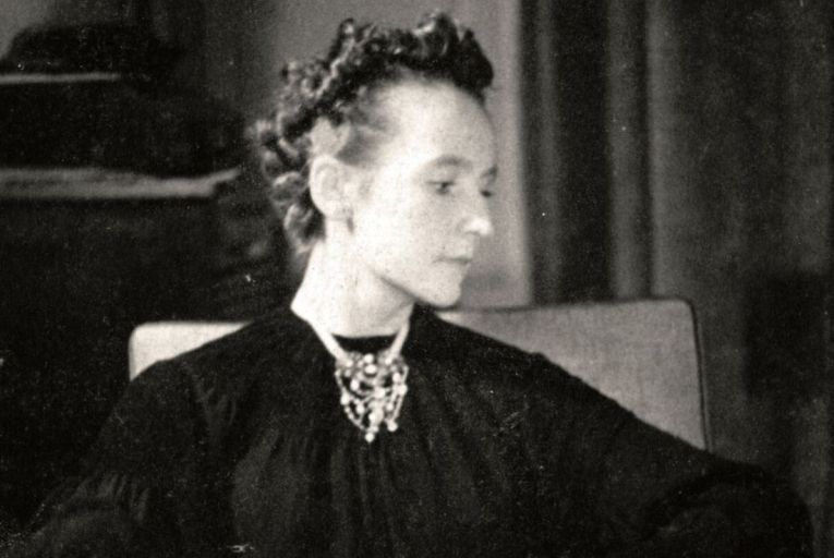 Catherine Dior, aged 20 in Paris in 1937: the sister of the renowned fashion designer was imprisoned in Ravensbruck concentration camp for her activities in the French resistance. Picture: Collection Christian Dior Parfums