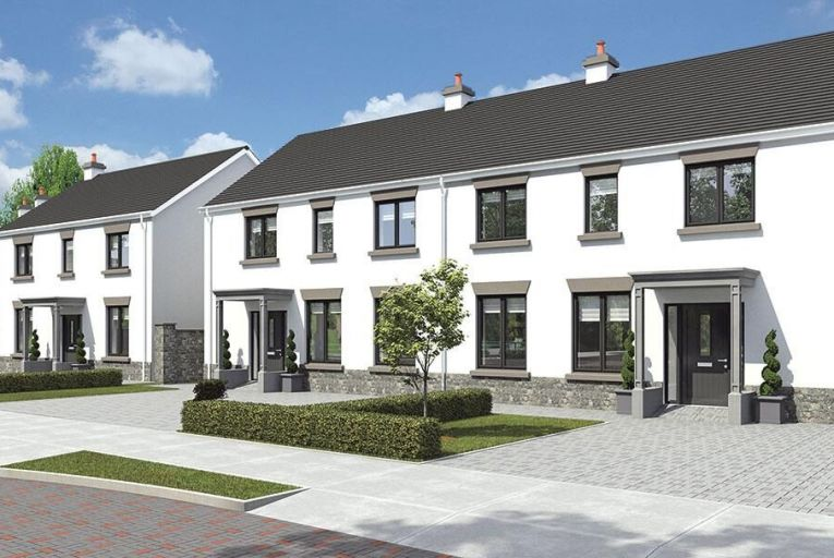 Kildare scheme of 53 family homes priced from €285,000