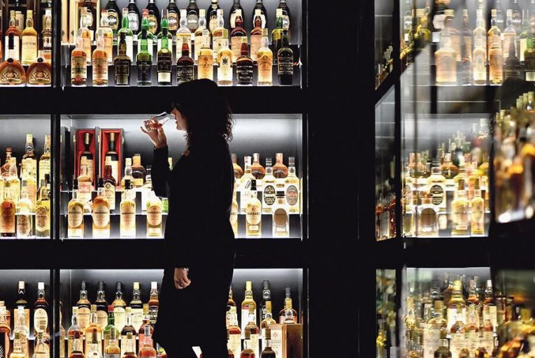Diageo owns some  of the world's top  premium brands Picture: Getty