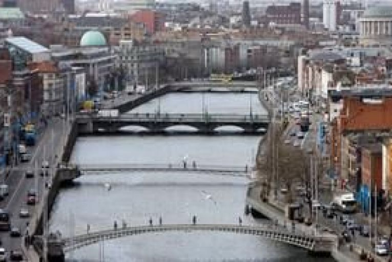 Dublin office take-up down 50 per cent in first quarter