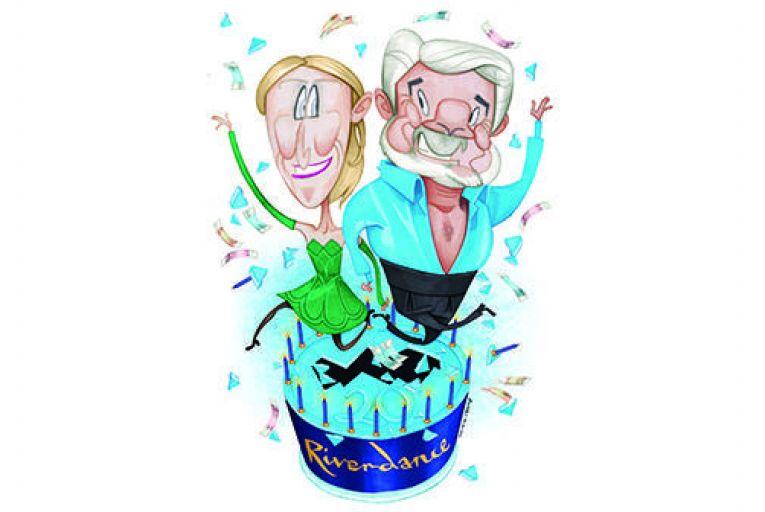 Moya Doherty and John McColgan: Published: January 12, 2014