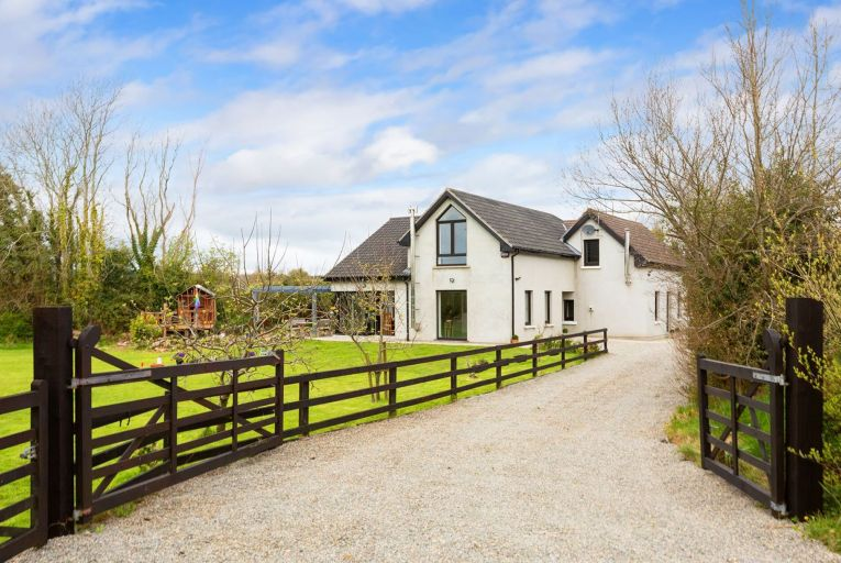 Ballynamona was built around 1900 but underwent a massive renovation, extension and upgrade. Picture: Andrew Nolan