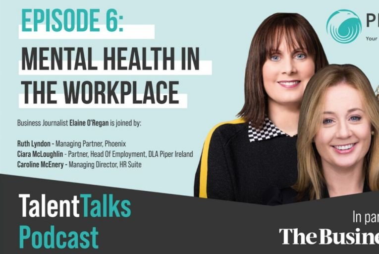 Phoenix Talent Talks Podcast – Episode 6: Mental Health in the Workplace