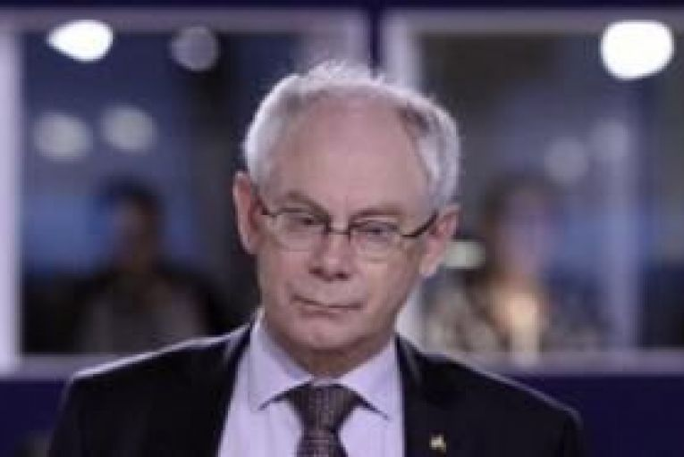 Who is Herman Van Rompuy?