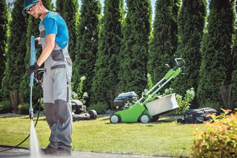 A well-maintained  garden will be appreciated  by potential buyers
