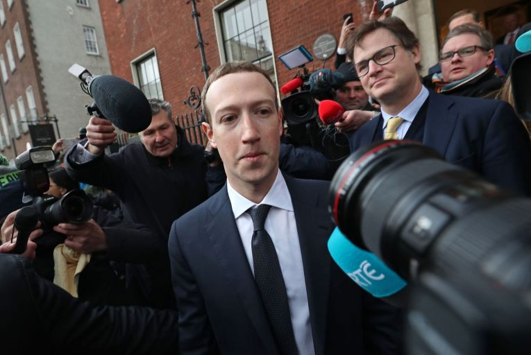 Facebook content moderators say Dublin office is unsafe